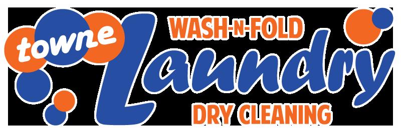 Towne Laundry Logo